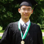 Jason Zhang Holding Degree from Northwest Missouri State University