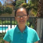 Alice Zhang smiling